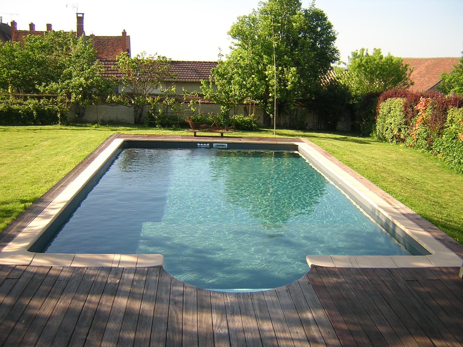 Renovation piscine for Liner piscine 4m60 sur 1m20
